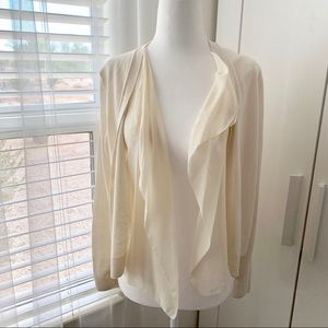 Nordstrom Collection silk & cashmere cardigan #306